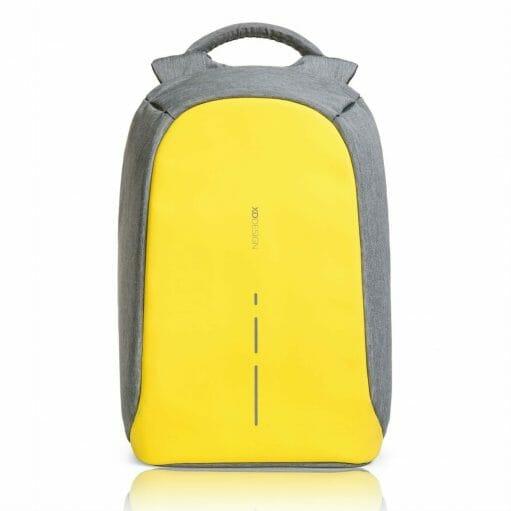 Bobby Compact anti-diefstal rugzak geel