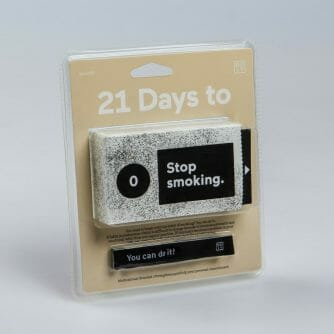21 day challenge verpakking