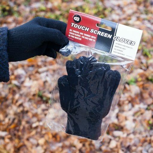 touchscreen smartphone handschoenen verpakking