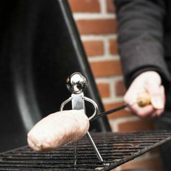 BBQ vork barbecue spiezen
