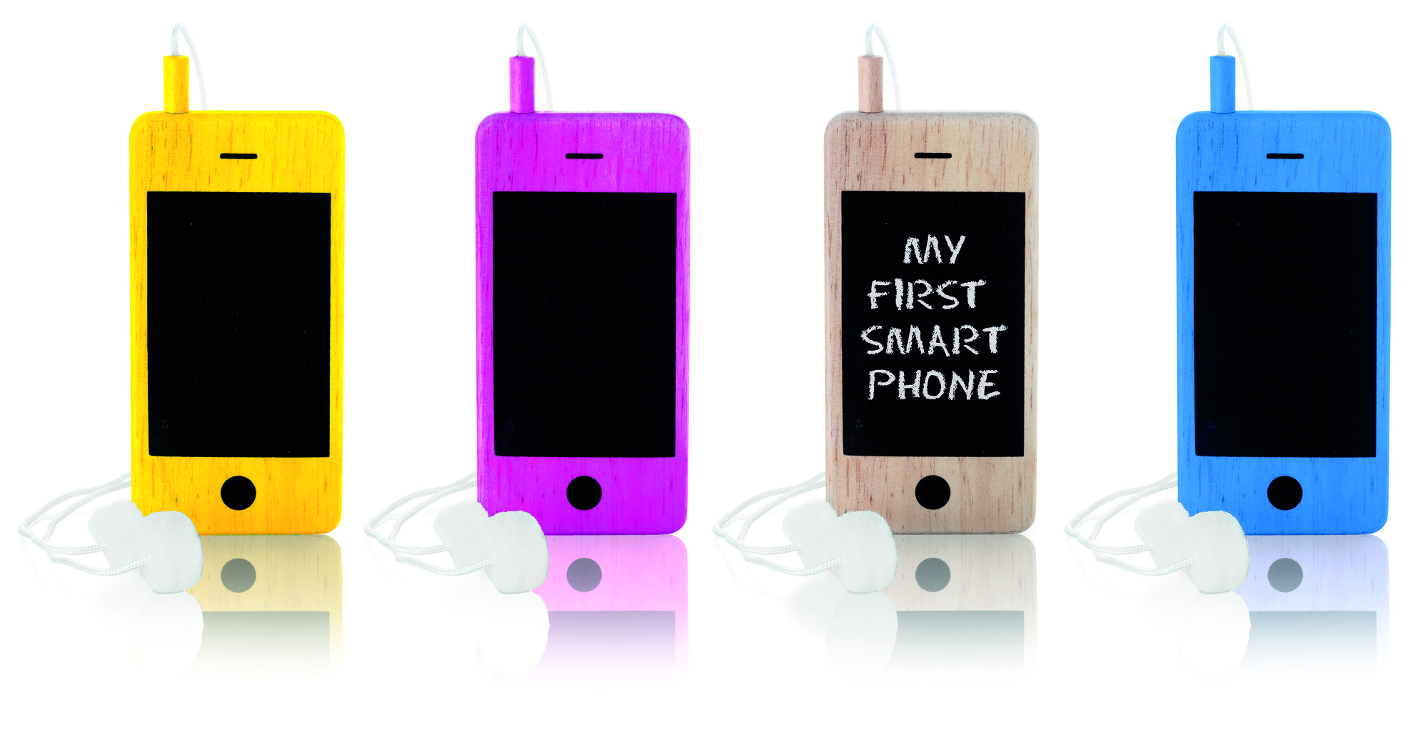 I-Woody - My First Smart Phone