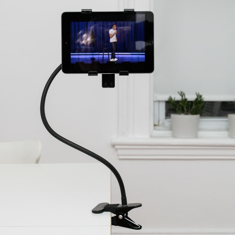 Flexible Tablet Holder