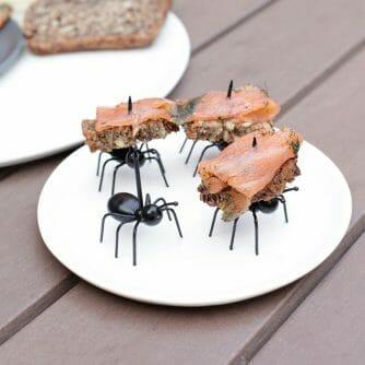 mieren cocktailprikkers