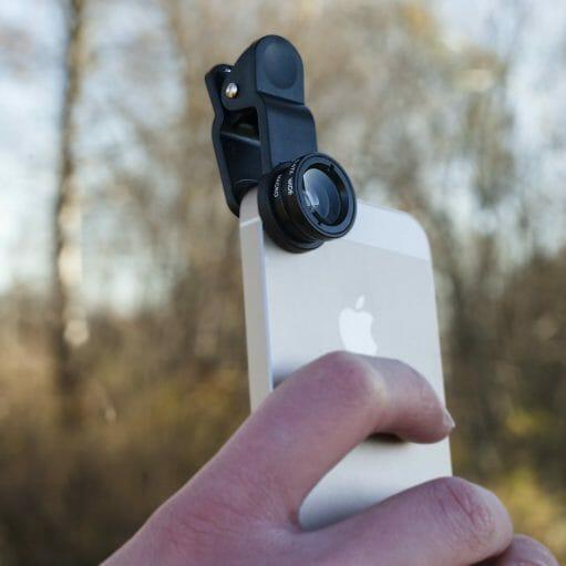 cameralens smartphone
