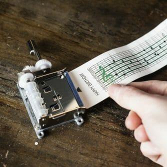 muziekdoosje