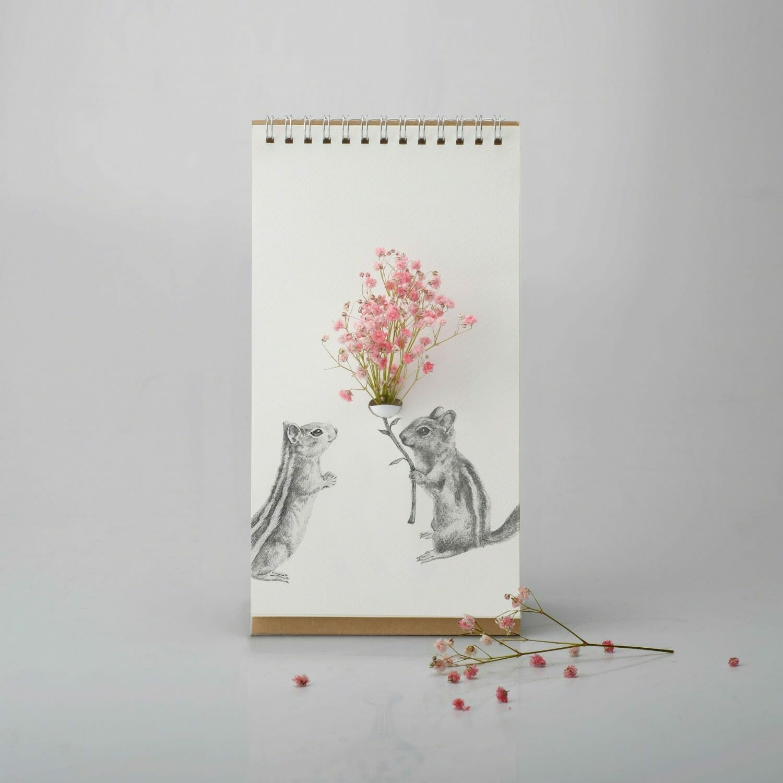 Flip Vase - Huisdieren - Luf Design