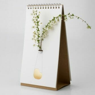 Flip Vase schuin
