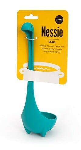 Nessie detail verpakking