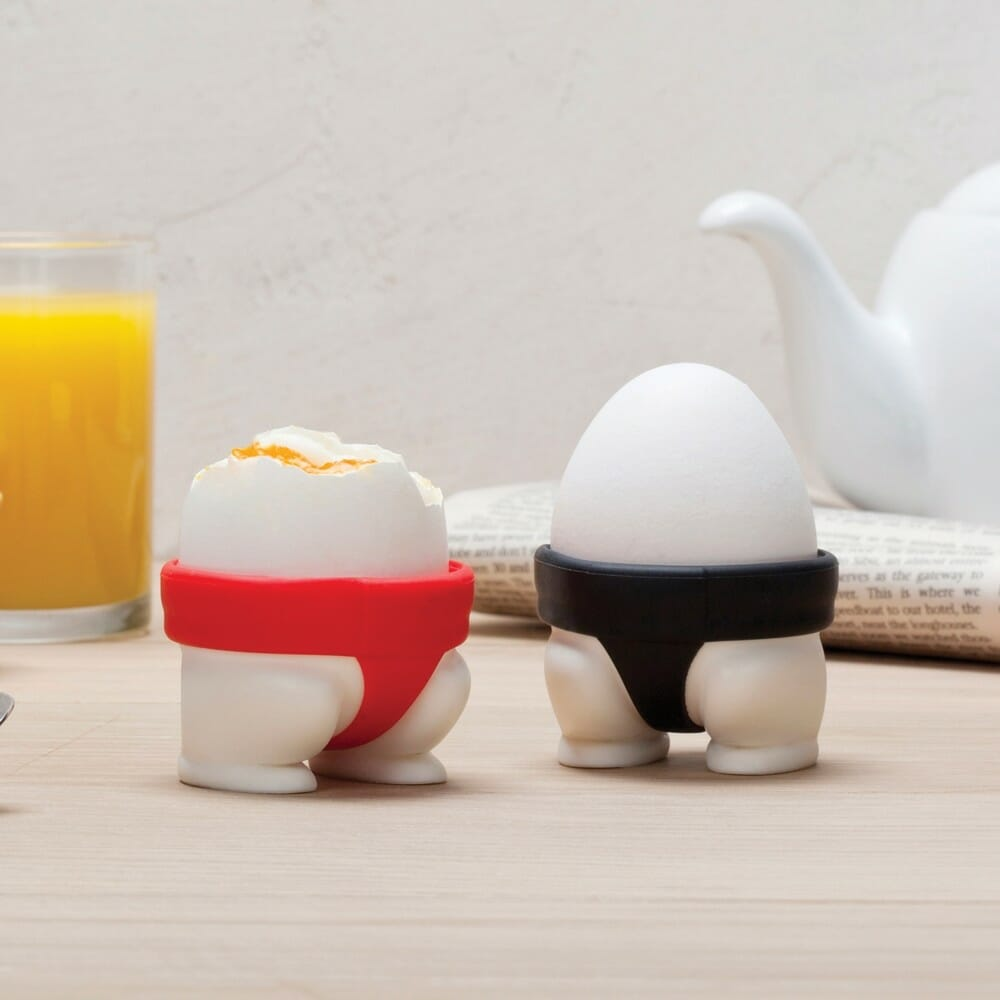 Sumo Eggs - Set 2 Pcs - Peleg Design