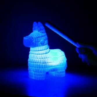 Piñata Mood Light licht