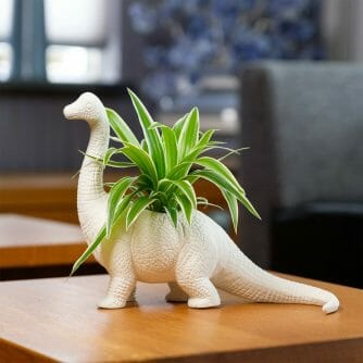 Plantosaurus bloempot tafel