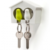Sparrow Keyring The Couple wit/groen