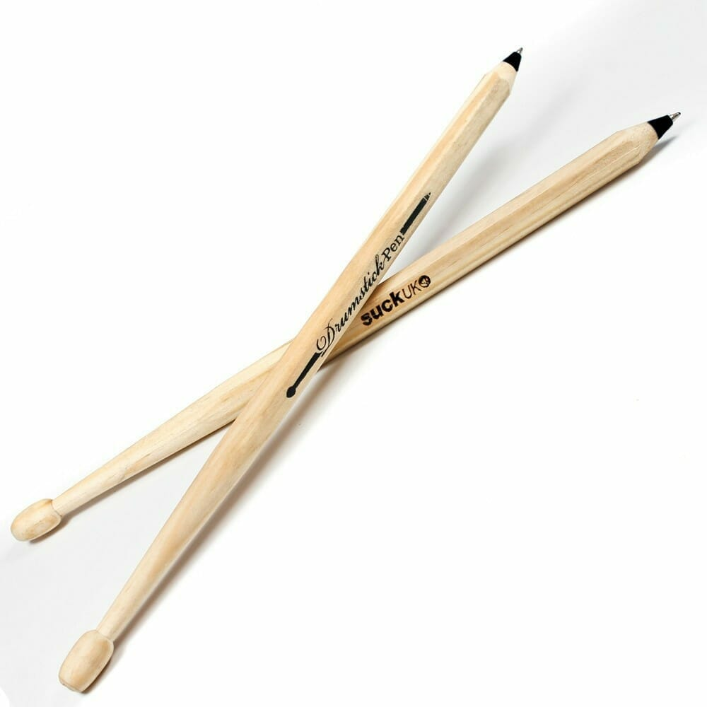 Drumstok Pennen - Zwart - Suck UK