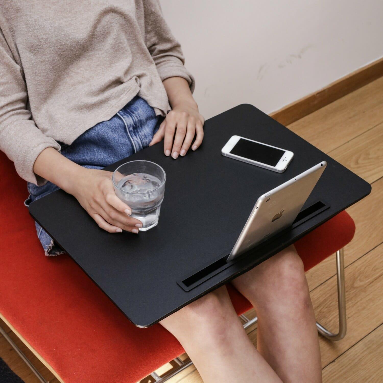 Large IBed Tablethouder - Zwart
