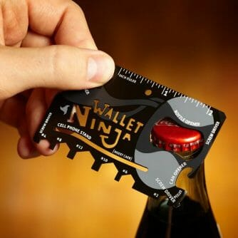 wallet ninja multitool
