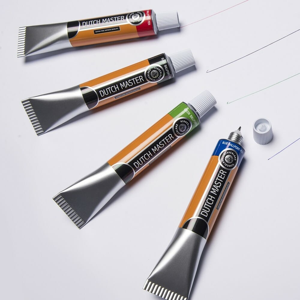 Verftube Pen (assorti)