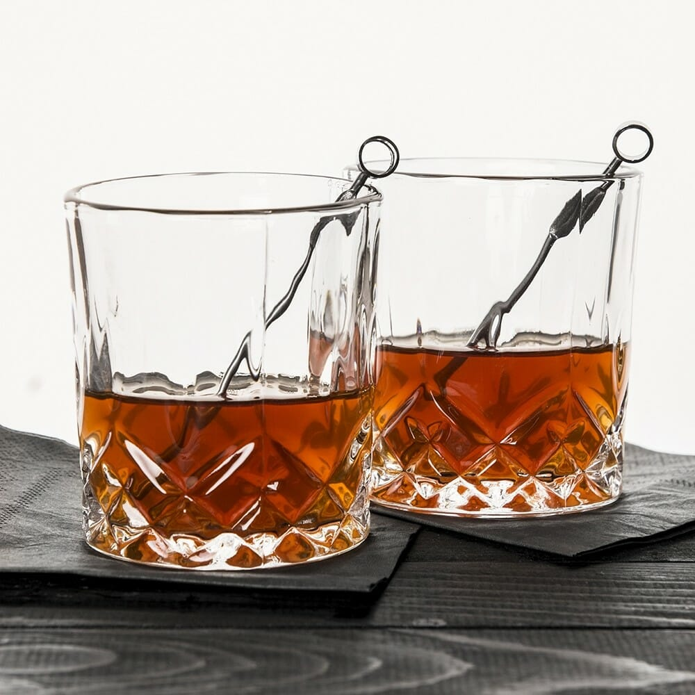 Whiskey Tumblers - Kikkerland