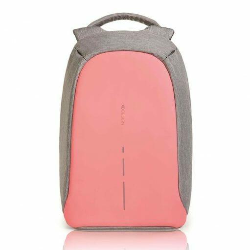 Bobby Compact anti-diefstal rugzak roze